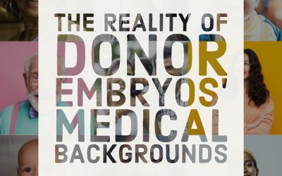 The Reality of Donor Embryos' Medical Backgrounds