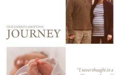 Our Embryo Adoption Journey