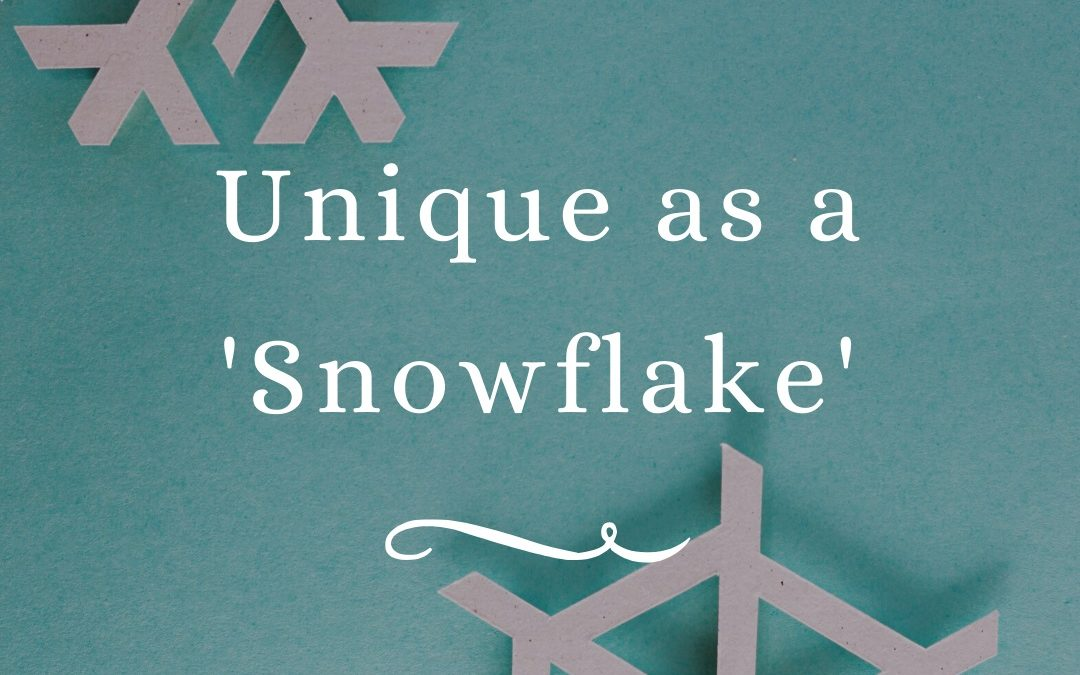 Adoption as Unique as a 'Snowflake'