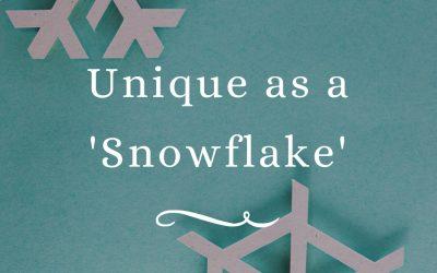 Adoption as Unique as a 'Snowflake'