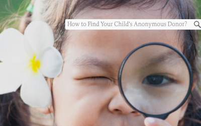 How to Find Your Child's Anonymous Donor