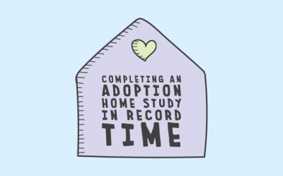 Five Tips for Completing an Adoption Home Study